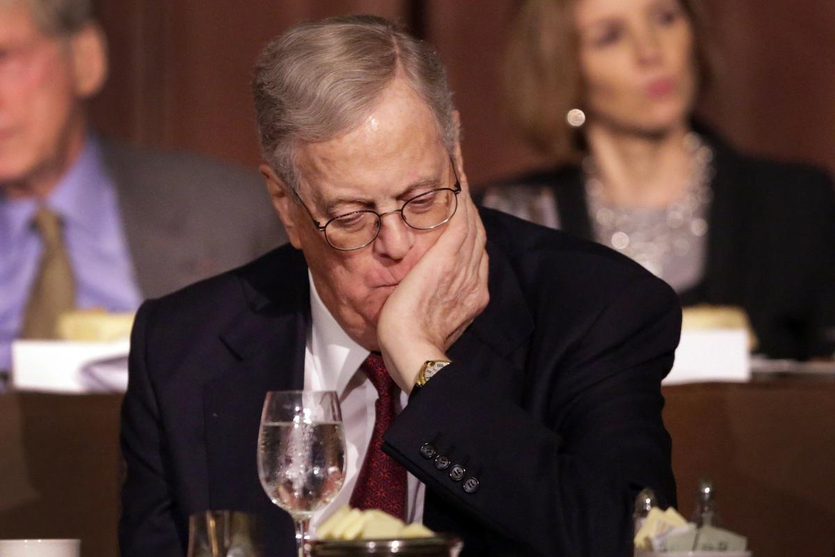 David Koch's Heirs Will Enjoy the Biggest Tax Loophole Nobody Talks About