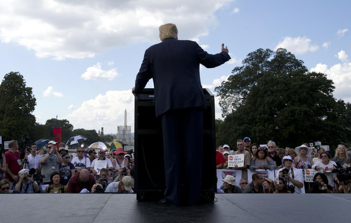 The Tea Party–Trump Decade