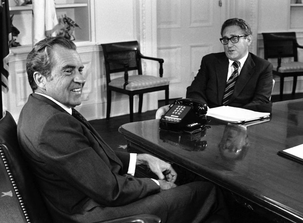 The Impeachment Inquiry Must Be Broad, and the Reason Why Is Henry Kissinger - The American Prospect
