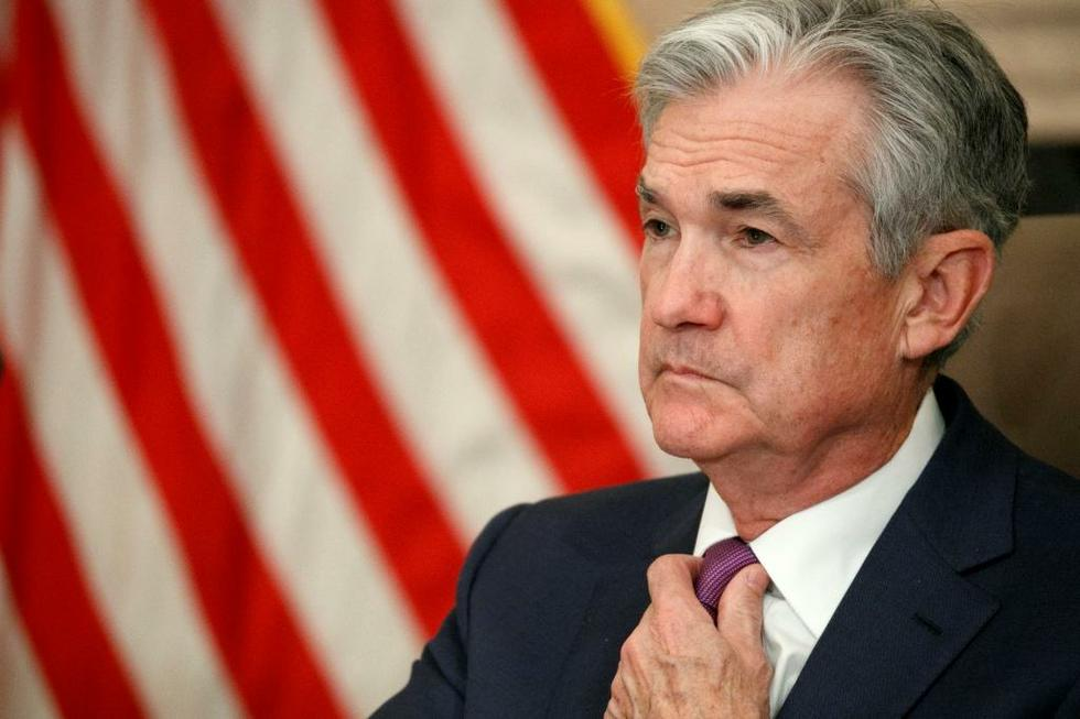 Powell says the Federal Reserve will expand its balance sheet 'soon'