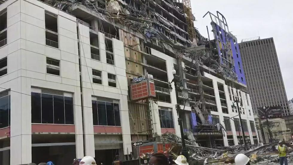 Hard Lessons From the Hard Rock Hotel Collapse - The American Prospect