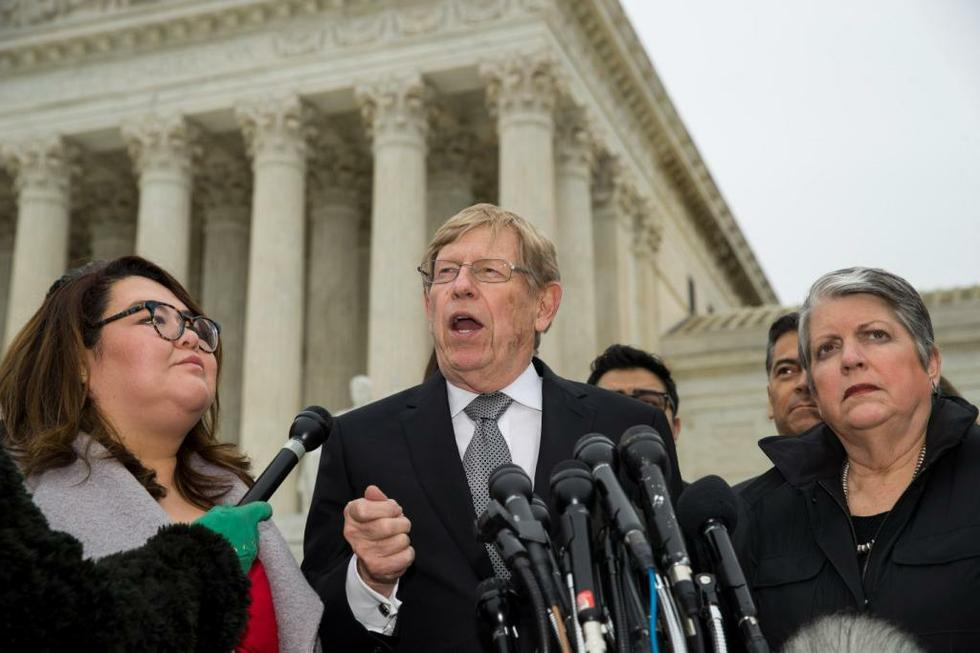 'We Own This': Trump Administration Defends Decision to End DACA in Supreme Court Oral Arguments - The American Prospect