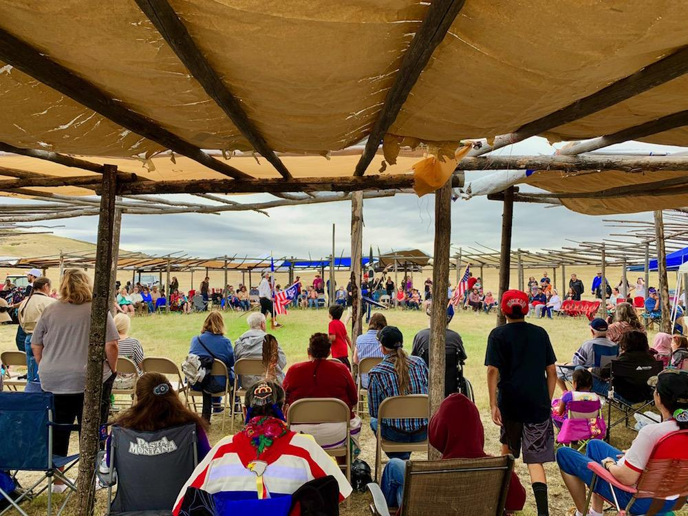 Gaining Federal Recognition for Montana's Little Shell Tribe