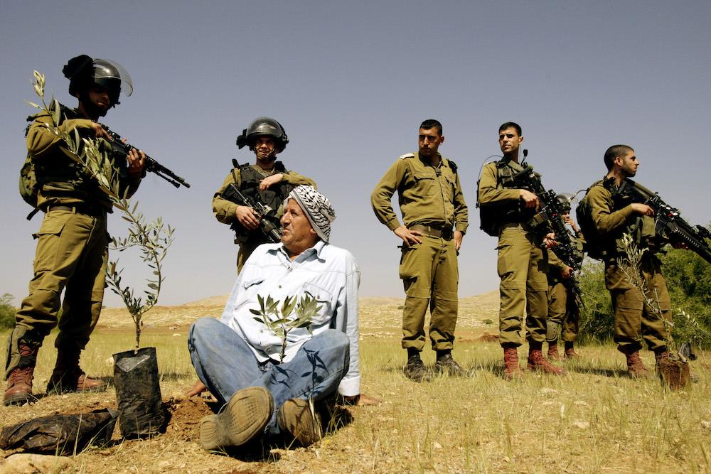 Challenging the Narratives That Support Israeli Occupation