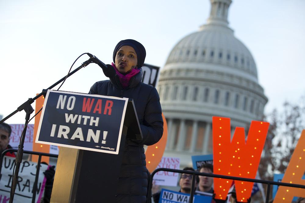 Ilhan Omar Turns Progressive Foreign Policy Principles Into Action
