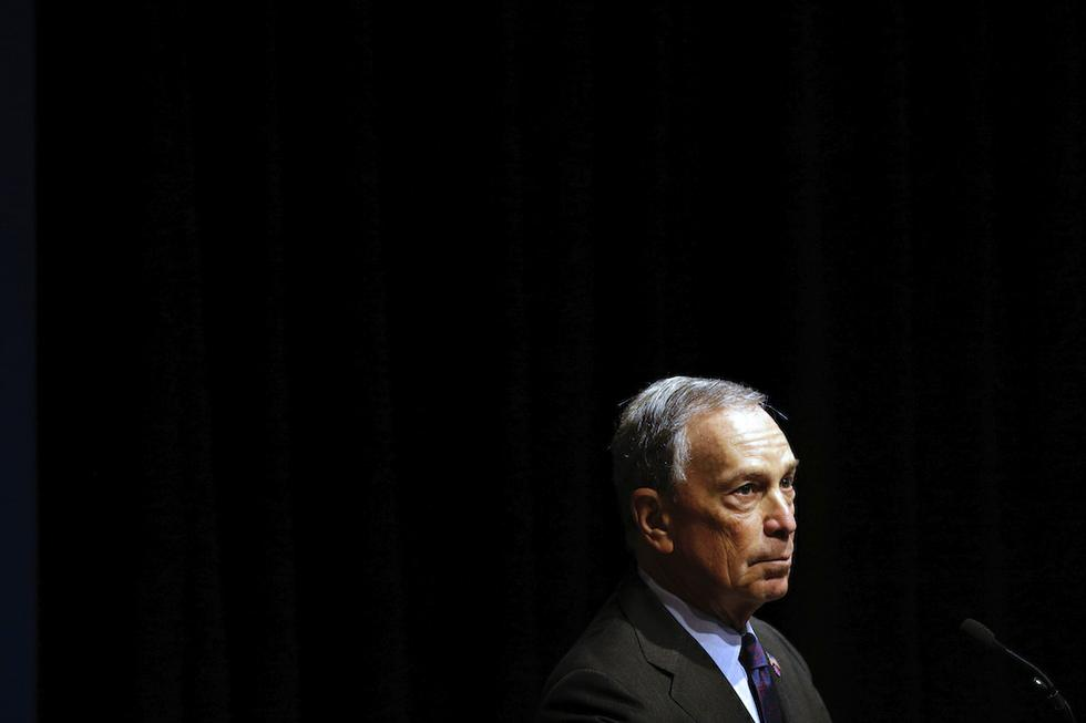 Mike Bloomberg Compared the AARP to the NRA