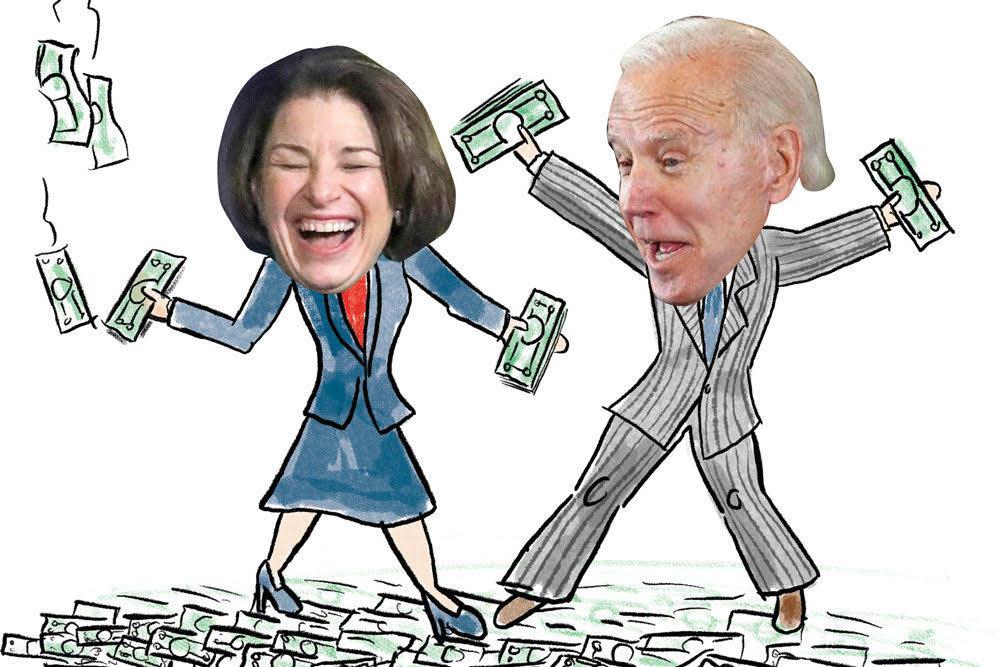 The Top Lawyer Bankrolling Democrats