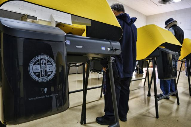 An Iowa Style Voting Disaster In Los Angeles The American Prospect