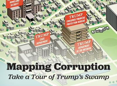 Mapping Corruption in the Executive Branch