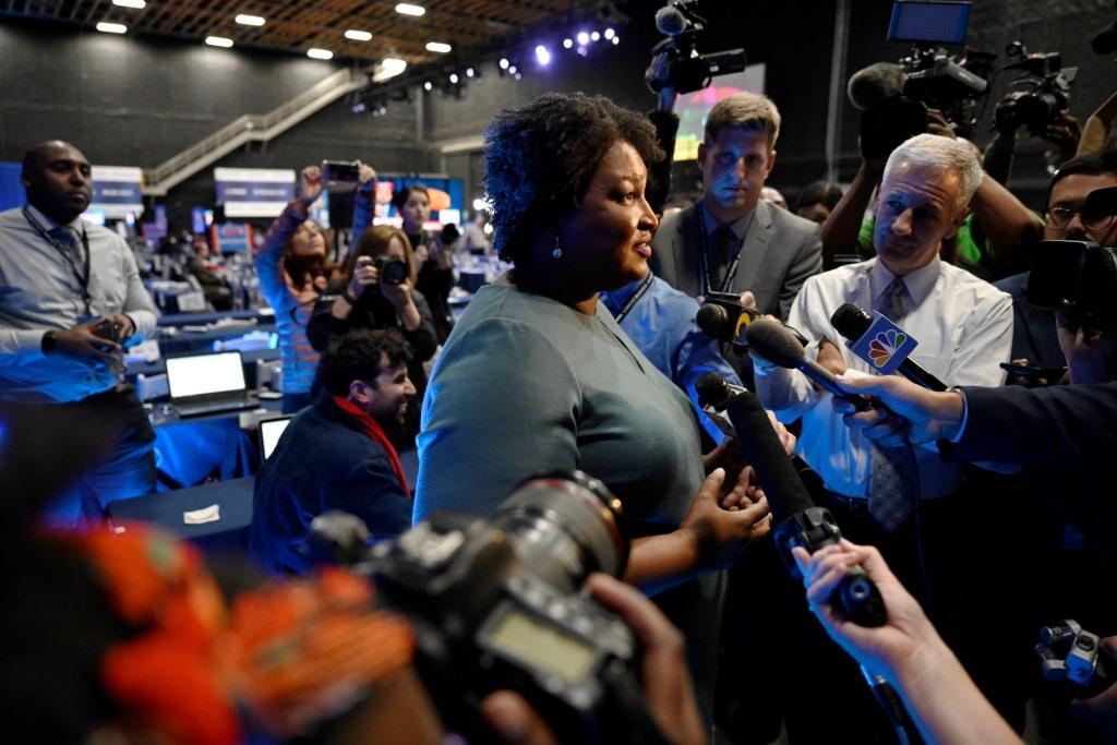 Stacey Abrams Is Running. For Vice President. - The American Prospect