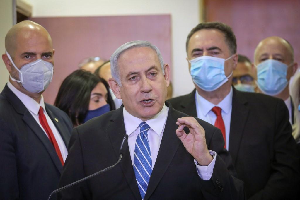 In Israel, the Virus Is Fading. Netanyahu Is Still Here.