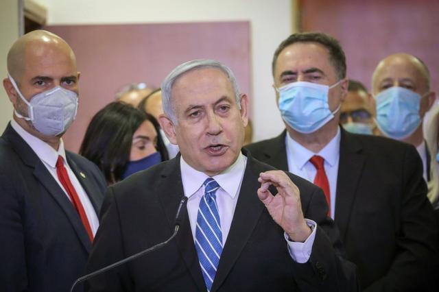 Gorenberg-Netanyahu 052920.jpg