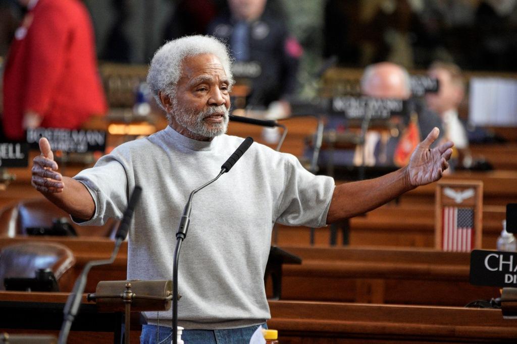The Black Nebraska Lawmaker Who May Have Delivered the Presidency to Joe Biden