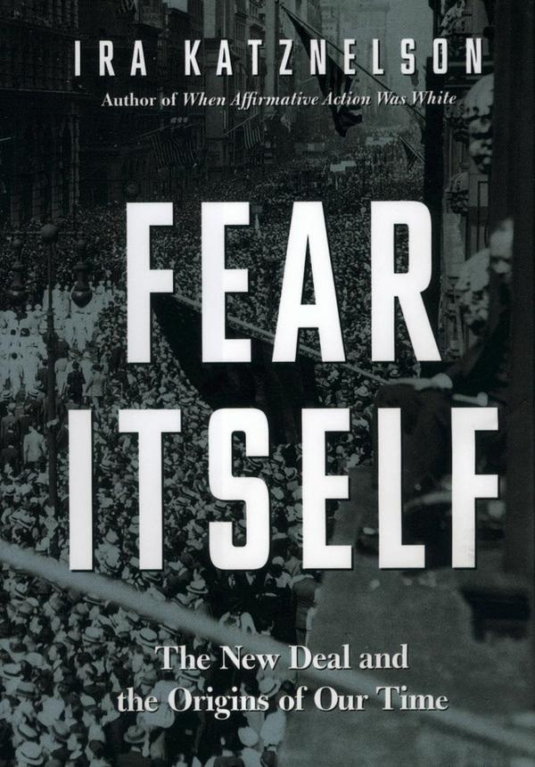 Fear Itself book cover