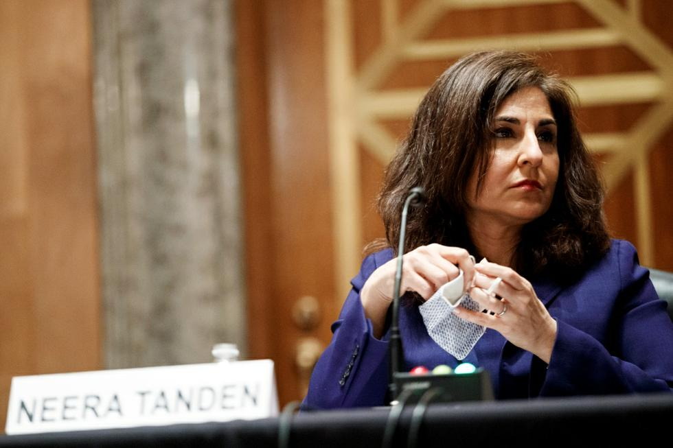 Tanden: Not Fit for OMB