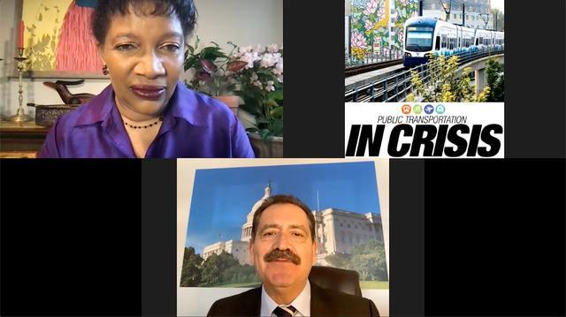 Public Transportation in Crisis: A Live Panel Event