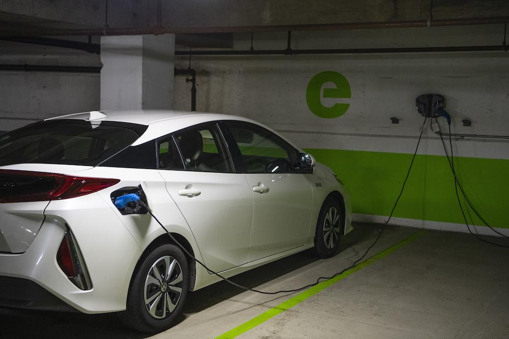 Charging Stations Could Drive Electric Vehicles Into a Wall