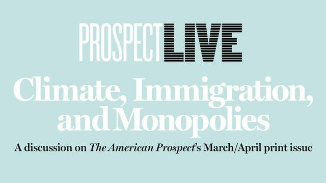 Climate, Immigration, and Monopolies