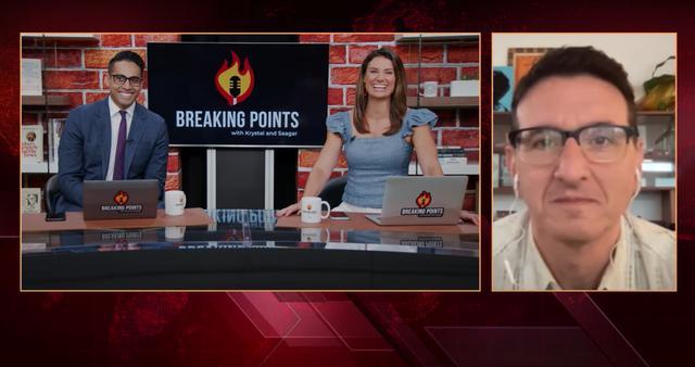 David Dayen on Breaking Points