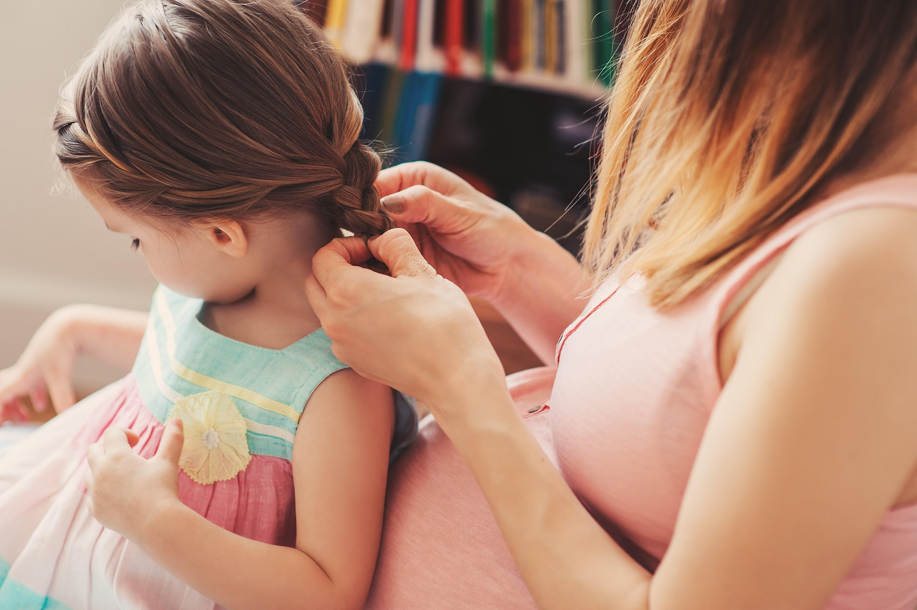 Why Mothers And Daughters Tangle Over Hair The American