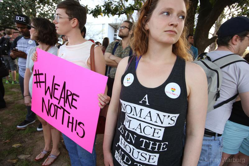 In North Carolina, Backlash Against Anti-LGBT Bill
