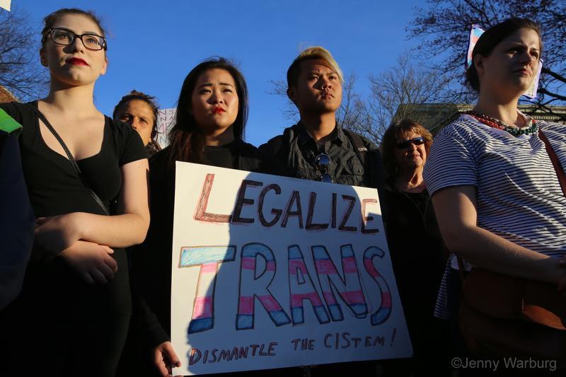 Transgender student barred from boys locker room gets