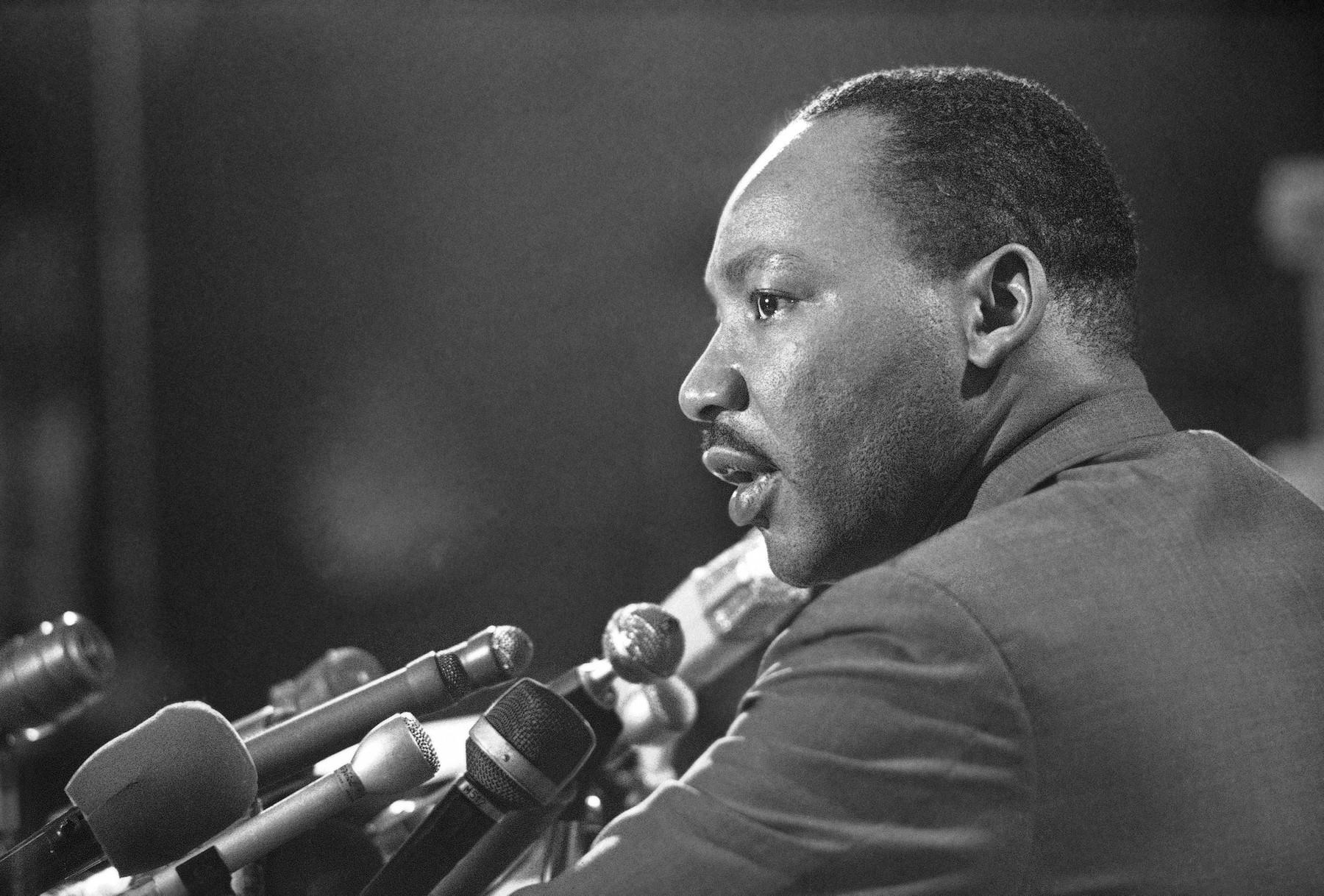 Martin Luther King Jr The Prophet As Healer The American Prospect