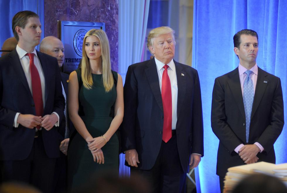 The First Family of Fraud - The American Prospect